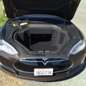 Front Trunk (No Engine)