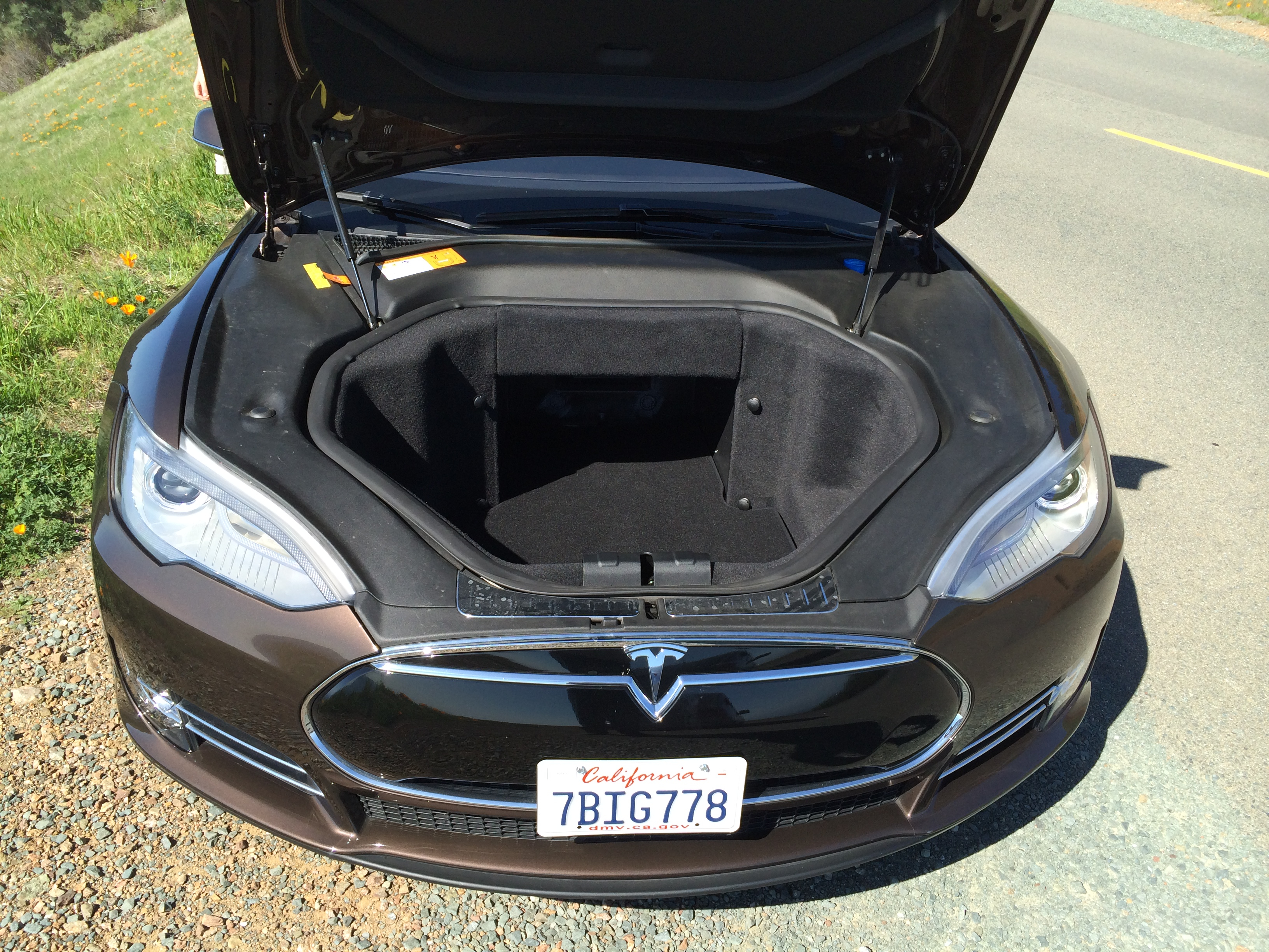 Hertz Dream Cars Tesla S P85 Palo Will Travel