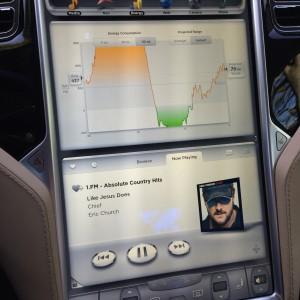 Split Screen: Energy Consumption & Internet Radio