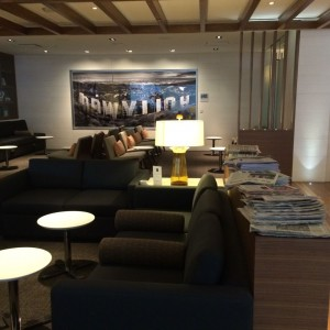 LAX Star Alliance Business Class Lounge (Indoors)