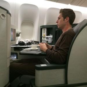 Royal Laurel Class Seat 777-300ER