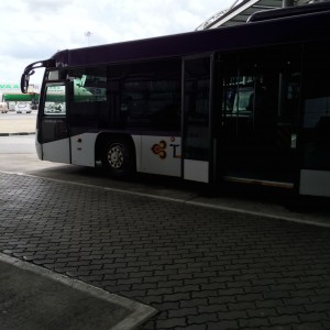 Bus to Remote Stand