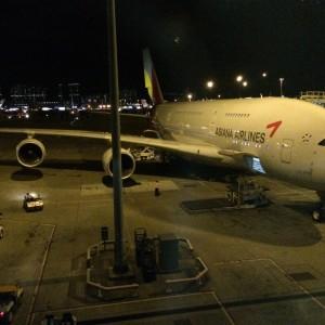 Asiana A380-800