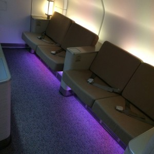 Business Class Lounge Onboard
