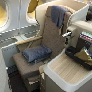 Smartium Business Class Seat