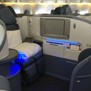 Air Canada Business Class 777-300ER