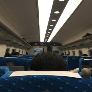 Nozomi Train Seating