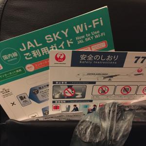 WiFi provided by GoGo