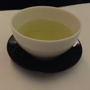 Japanese Green Tea on ANA
