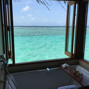 Bungalow Bathroom View