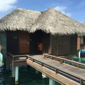 Sheraton Maldives Over the Water Bungalow