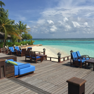 Sheraton Maldives Bar