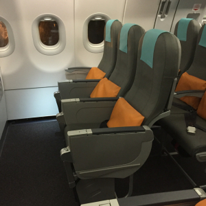 SriLankan A320 Economy