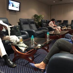 Araliya Business Class Lounge