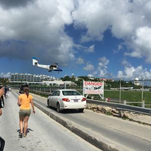 SXM Airport