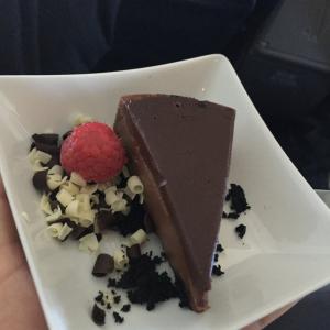 AA First Class Dessert