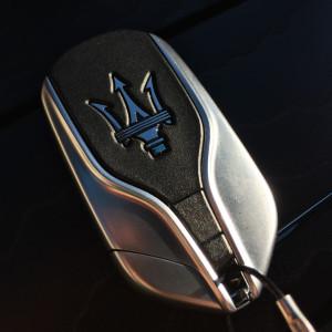 Maserati Ghibli Key