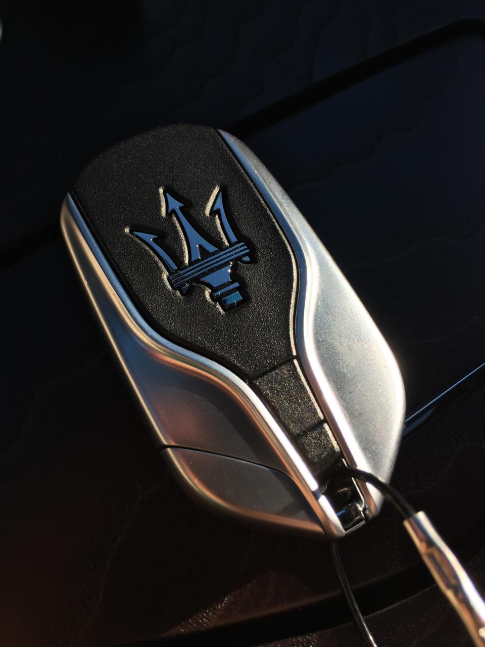National Premier Selection Maserati Ghibli S Q4 Palo