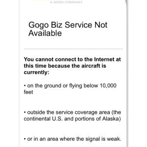 GoGo Biz WiFi