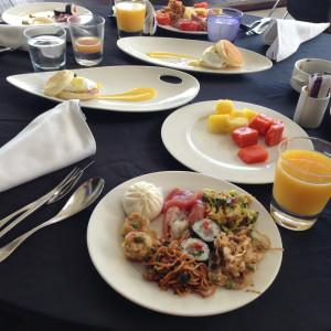 Breakfast @ W Bali