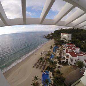 GoPro HERO4 Picture - Hyatt Ziva Puerto Vallarta