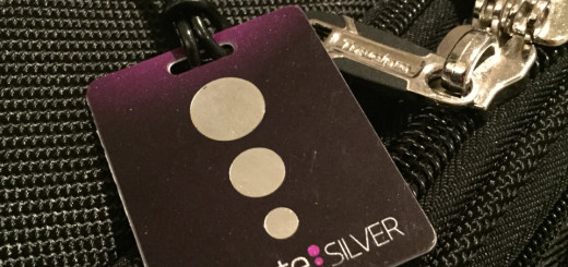VX Silver Tag