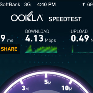 Speedtest #2