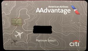 Citi AA Platinum Select