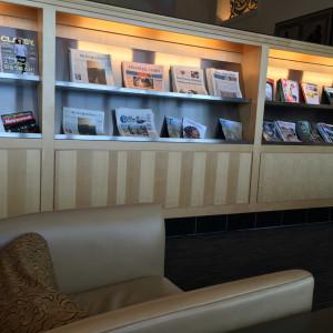 United Global First Lounge