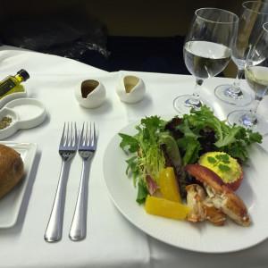Lobster & Avocado Salad
