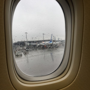 Rainy @ NRT