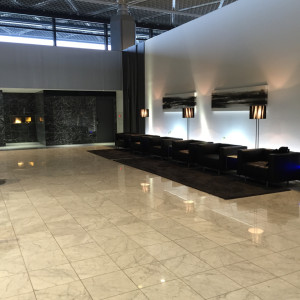 ANA Suite Check-In Lounge