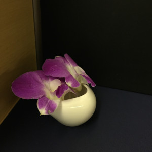 Fresh Flower in Suite