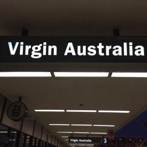 Terminal 3 Checkin