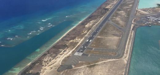 HNL Runway 26L