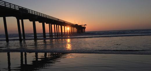 Scripps Pier, San Diego, CA
