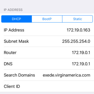 IP Details