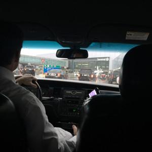 Rainy @ SFO