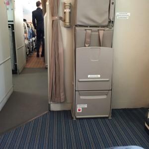 SQ A380 Seat 54H