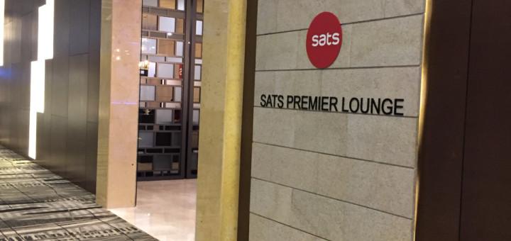 Sats Premier Lounge SIN