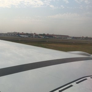 Landing @ CGK