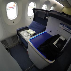 ANA 787 Business Class 3K