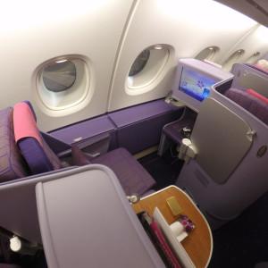 THAI Air A380 Business Class 15A