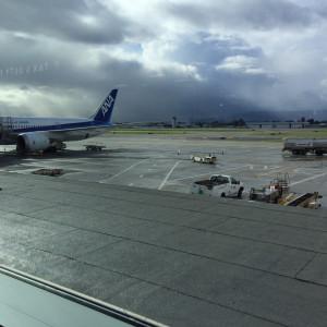 ANA 787 @ SJC