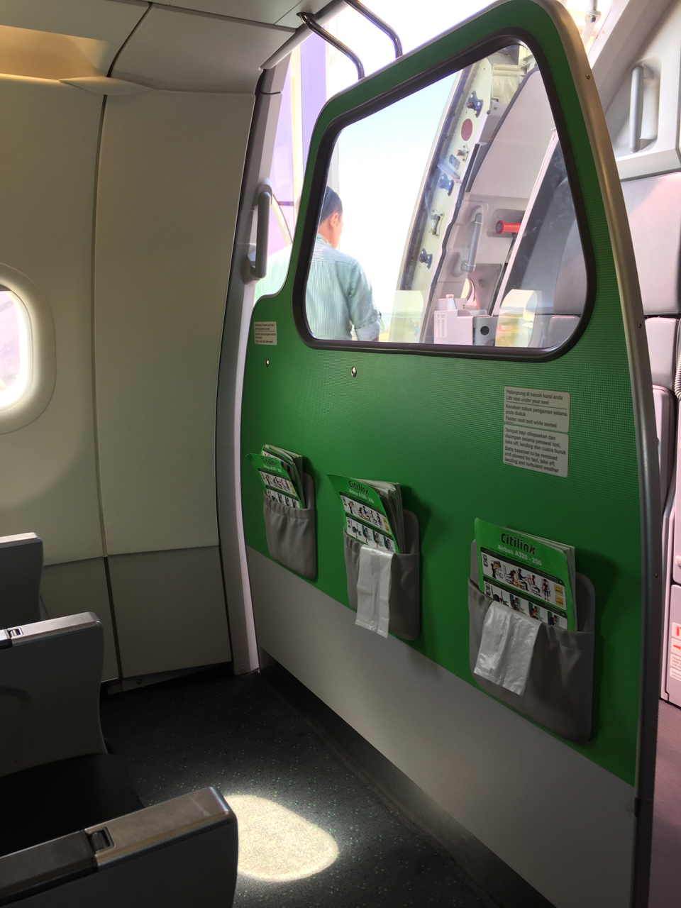 Indonesian airlines reviewed citilink garuda indonesia palo citilink a320 bulkhead reheart Image collections