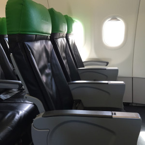 Citilink Green Seats