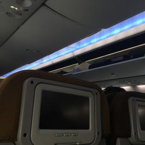 B737-800NG Sky Interior