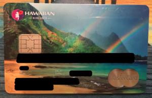 Hawaiian Airlines World Elite