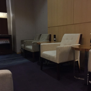 Lounge after Premier Check In @ CGK