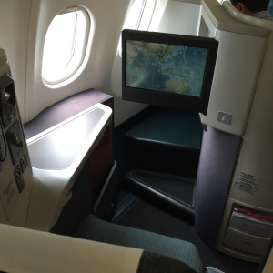 Cathay Pacific A330 Business Class